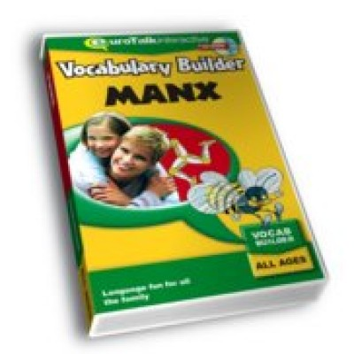 Talk Now Vocabulary Builder Manx