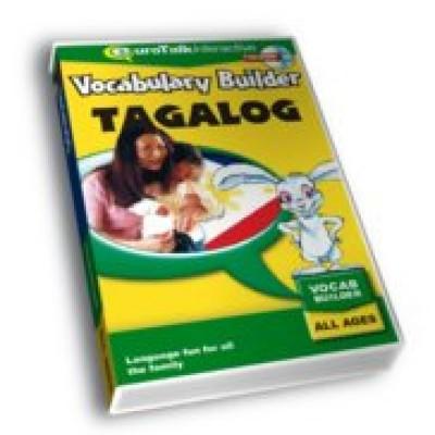 Talk Now: Vocabulary Builder Learn Tagalog