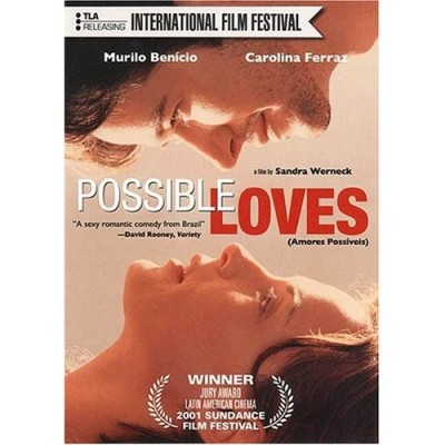 Possible Loves - Brazilian DVD