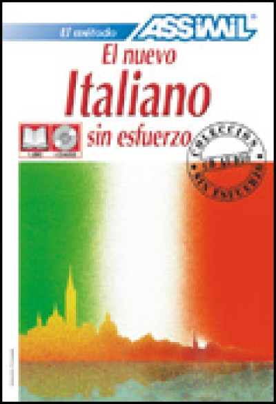 Assimil - Italian for Spanish Speakers - El Nuevo Italiano Sin Esfuerzo on CD