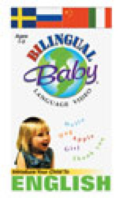 Bilingual Baby English (VHS)