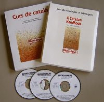 Catalan for Foreigners (5 audio CDs and 368-p. Text)