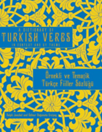 A Dictionary of Turkish Verbs (Paperback)