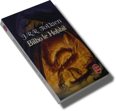 The Hobbit in French - Bilbo le Hobbit Tolkien, J.R.R.