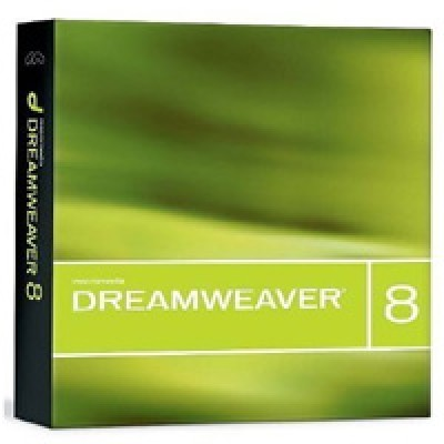 Korean Adobe Dreamweaver 8