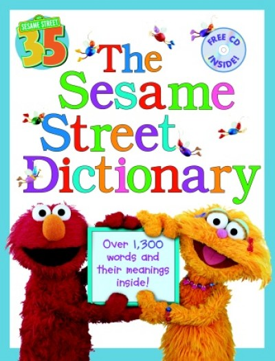Random House - The Sesame Street Dictionary