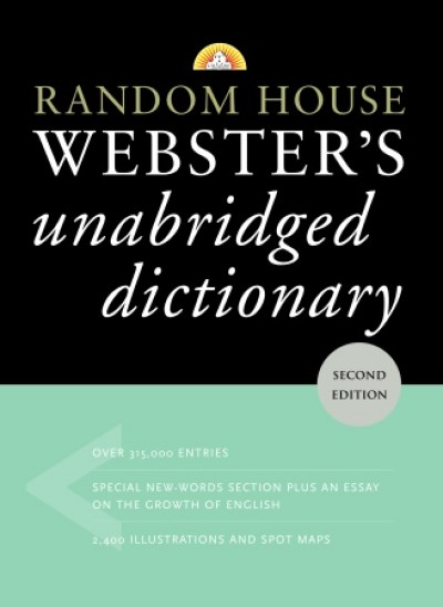 Random House - Webster's Unabridged Dictionary