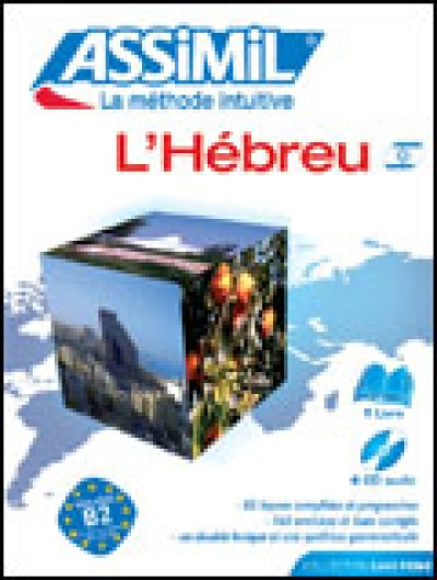 Assimil - Hebrew for French Speakers - L'H�breu sans Peine - Tome 1