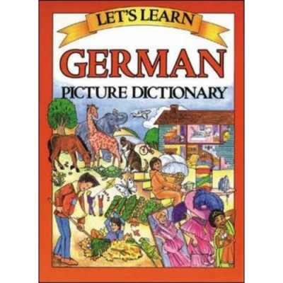 Let's Learn German Picture Dictionary (Hardcover)