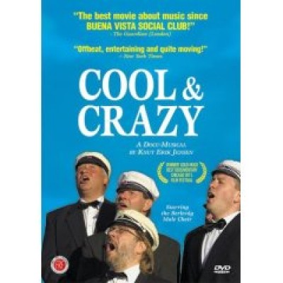 Cool & Crazy - in Norwegian (DVD)
