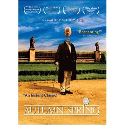 Autumn Spring - in Czech (DVD)