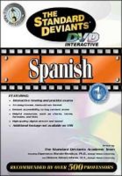 The Standard Deviants - Spanish, The Basics