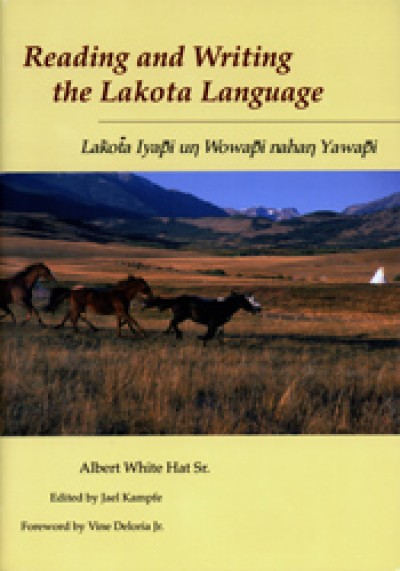 Reading and Writing the Lakota Language Book