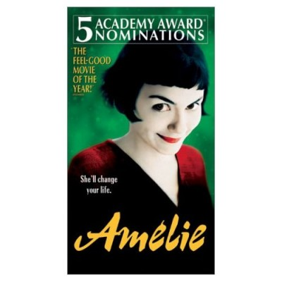 Amelie - French (VHS)