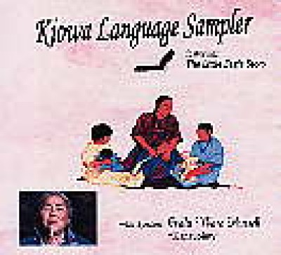 VIP - Kiowa Language Sampler and Legend CD