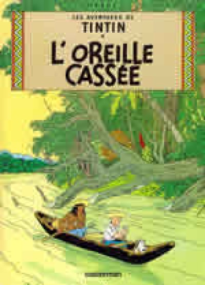 Tintin - Oreille cassée, L' - French Vol. 6