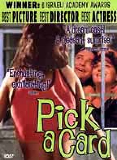Pick a Card (DVD)