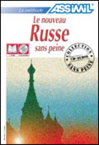 Assimil - Russian for French Speakers with Ease - Le Nouveau Russe Sans Peine