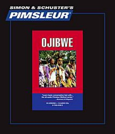 Pimsleur Comprehensive Ojibwe (Audio CDs)