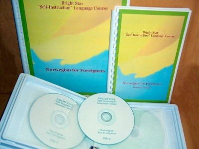 Norse Fonetikk for Utlendinger (Norwegian Phonetics for Foreigners CDs with text)