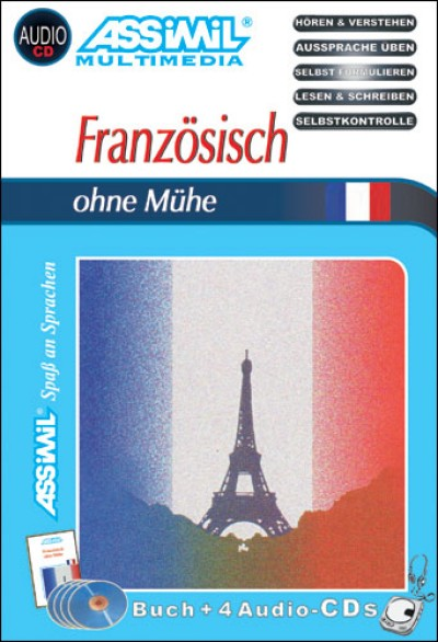 Assimil French for Germans - Französisch ohne Mühe