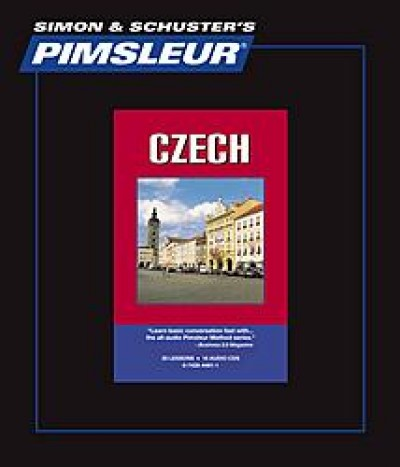 Pimsleur Comprehensive Czech I (30 lesson) CD