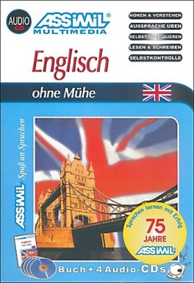 Assimil ESL for German - Englisch Ohne Muhe Huete - CD version