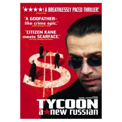 Tycoon - A New Russian (DVD)