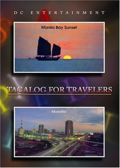 Learn Tagalog DVD - Tagalog for Travelers
