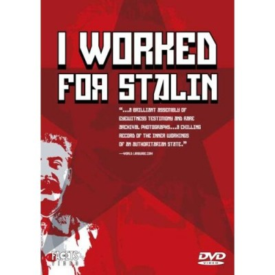 I Worked for Stalin (Full Subtitles) - Russian DVD