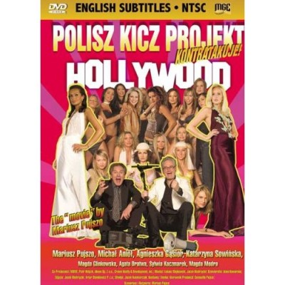 Polish Kitsch Project - Counter Attack - Polish DVD