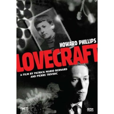 The Case of Howard Phillips Lovecraft - French DVD