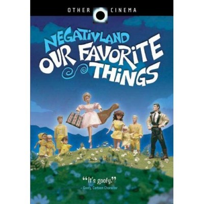Negativland - Our Favorite Things - American DVD