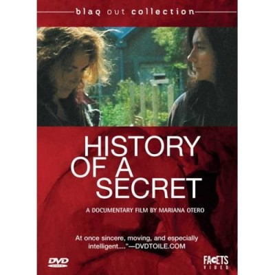 History of a Secret - French DVD