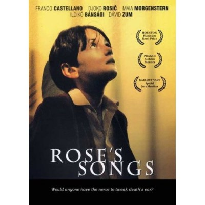 Rose's Songs - Hungarian DVD