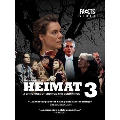 Heimat 3 - A Chronicle of Endings and Beginnings - German DVD