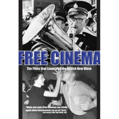 Free Cinema - English DVD