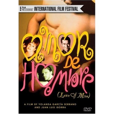 Amor de Hombre (Love of Man) - Spanish DVD