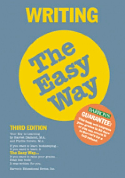 Barrons - Writing the Easy Way (Third Edition)