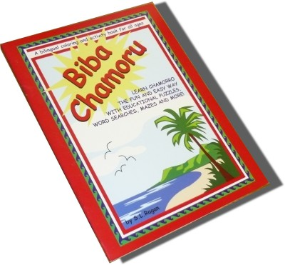 Biba Chamoru - Bilingual Coloring and Activity Book for All Ages (Paperback)
