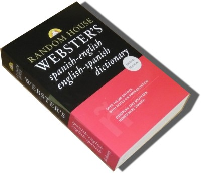 Random House Webster's Spanish to and from English Dictionary (PB)