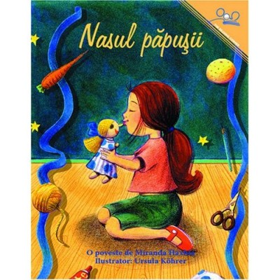 The Doll's Nose (Paperback) - Romanian / Nasul papusu