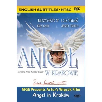 Angel in Krakow (DVD)