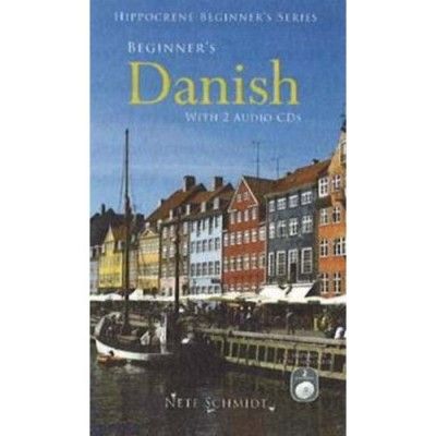 Hippocrene - Beginner's Danish with 2 Audio CDs and Book