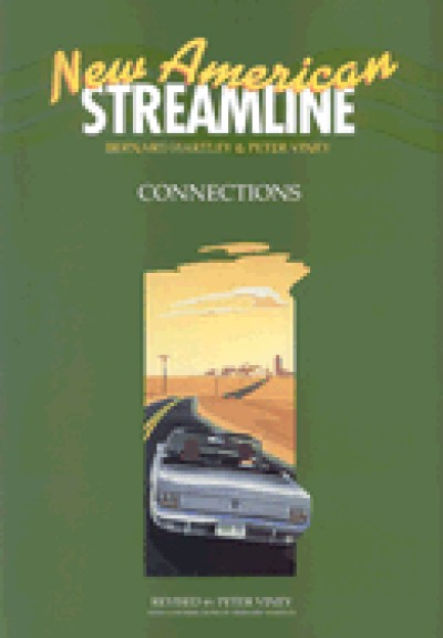 New American Streamline Connections - Intermediat: Connections Cassettes (2) (New American Streamlin