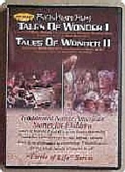 Tales of Wonder 1 and 2 DVD