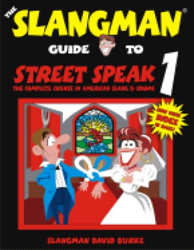 Slangman Street English Speak 1 Book