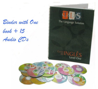 Language Solution 15 Audio CD ESL Course for Spanish Speakers