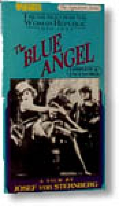 Blue Angel (English),The