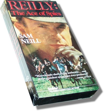 Reilly - The Ace of Spies